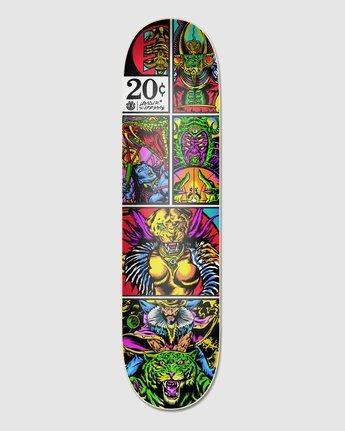 1 Cosmic Traveler Jaakko Skateboard Deck  BDPR3LSJ Element