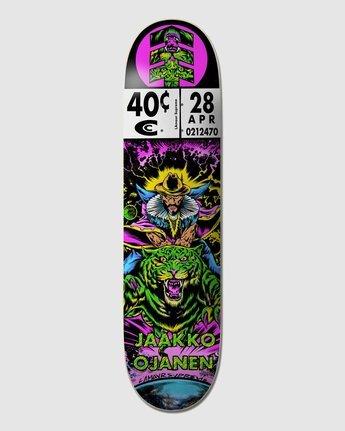 2 Cosmic Traveler Jaakko Skateboard Deck  BDPR3LSJ Element