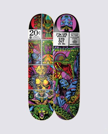 0 Hathor Westgate Skateboard Deck  BDPR3LSW Element