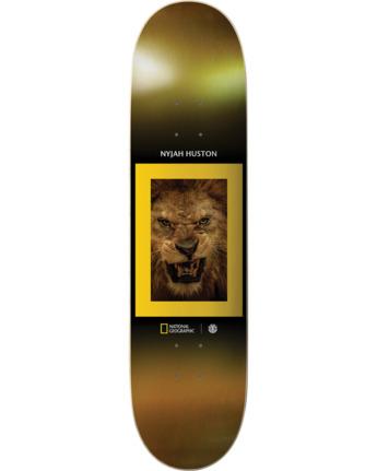 4 Nat Geo Kings Nyjah Skateboard Deck  BDPR3NKJ Element