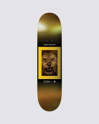 0 Nat Geo Kings Nyjah Skateboard Deck  BDPR3NKJ Element