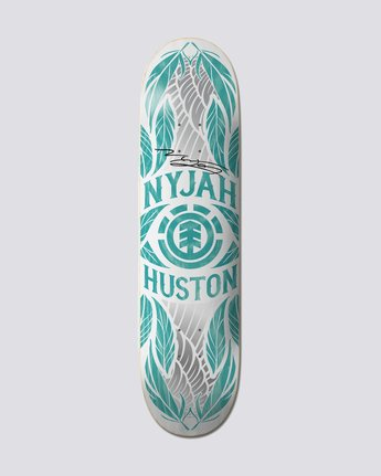 NYJAH FEATHERS TEAL S BDPRWNTS