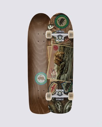 0 Cabourn Cruiser Complete Skateboard Multicolor COLG4NCW Element