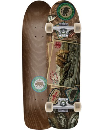1 Cabourn Cruiser Complete Skateboard Multicolor COLG4NCW Element