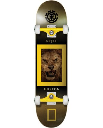 4 Nat Geo King Jungle Skateboard Complete  COPR3NKJ Element