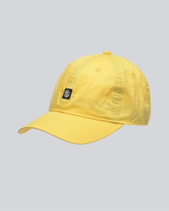 0 Fluky - Dad Cap for Men Yellow F5CTA2ELF7 Element
