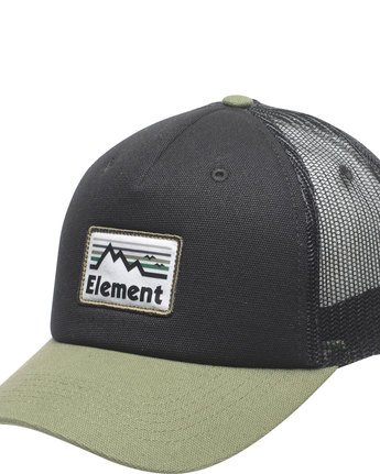 1 Icon - Mesh Cap for Men Brown F5CTA3ELF7 Element