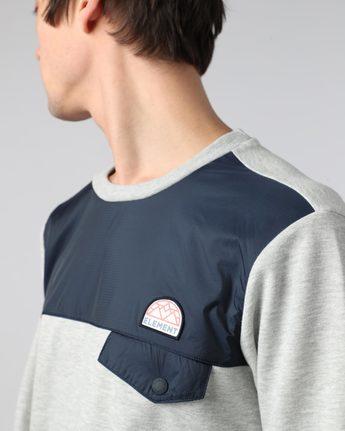 2 Altray Cr - Fashionfleece für Männer  H1FLB3ELP8 Element