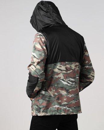 6 Alder Pop Tw - vestes pour Homme Vert H1JKA2ELP8 Element