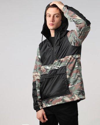1 Alder Pop Tw - Jacket for Men Green H1JKA2ELP8 Element