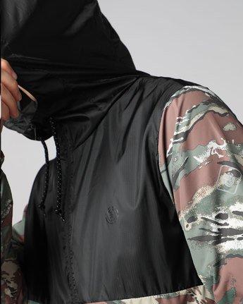 5 Alder Pop Tw - vestes pour Homme Vert H1JKA2ELP8 Element