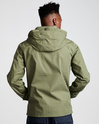 2 Alder Light - Jacket for Men Brown H1JKA7ELP8 Element