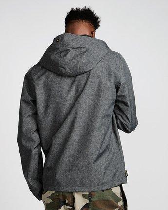 3 Alder Light - vestes pour Homme Noir H1JKA7ELP8 Element