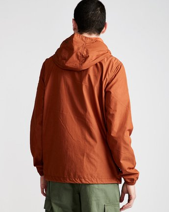 1 Alder Poplin - Jacken für Männer Orange H1JKA8ELP8 Element