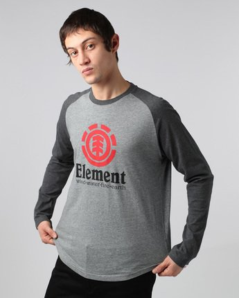 Vertical Raglan Qtr - Tee Shirt for Men H1LSA3ELP8