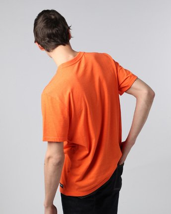 1 Basic Crew Ss - Tee Shirt for Men  H1SSA1ELP8 Element