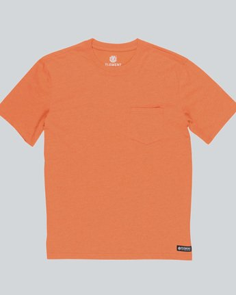 Basic Pocket Cr Ss - Tee Shirt for Men H1SSA2ELP8