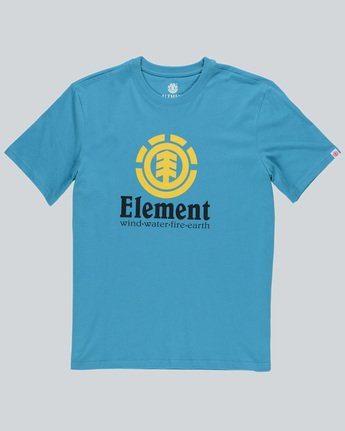 0 Vertical Ss - Tee Shirt for Men  H1SSA4ELP8 Element