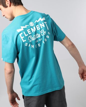 2 Zap Ss - Tee Shirt for Men  H1SSC9ELP8 Element