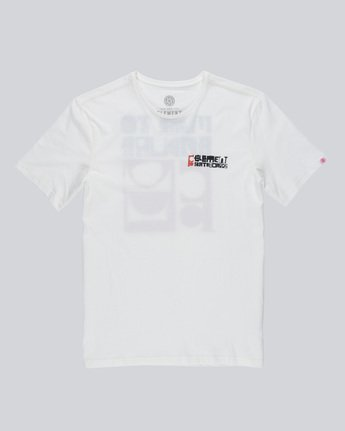0 Combi Ss - Tee Shirt for Men  H1SSH3ELP8 Element