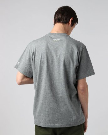 Commit Block Ss Tee - Tee Shirt for Men H1SSH5ELP8