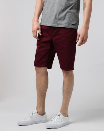 1 E02 Color Wk - shorts pour Homme Rouge H1WKA3ELP8 Element