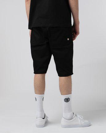 2 E03 Color Wk - Walkshort for Men Black H1WKA4ELP8 Element