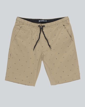 Altona Print Wk - Walkshort for Men H1WKB2ELP8