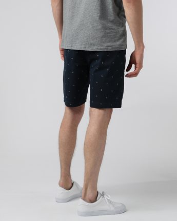 2 Altona Print Wk - walkshort da Uomo Blue H1WKB2ELP8 Element