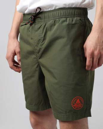 2 Ea Short - Walkshort for Men  H1WKD1ELP8 Element