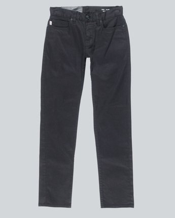 E02 Color Boy - Jeans for BOYS H2PNA3ELP8
