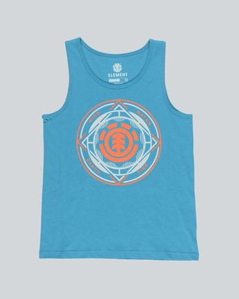 Circuit Tank Boy - Tee Shirt for BOYS H2SGA1ELP8