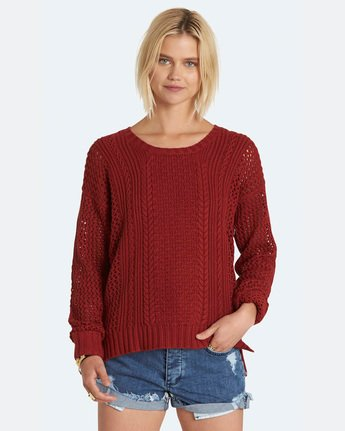 Voyage - Jumper for Women H3JPA1ELP8