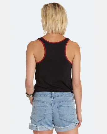 2 Pic Tank - Tee Shirt for Women  H3SGA5ELP8 Element