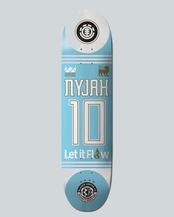 Blazed Nyjah 8 - Deck for Men  H4DCAZELP8