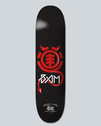 Bam Good V Evil 8.25 - Deck for Men H4DCBYELP8