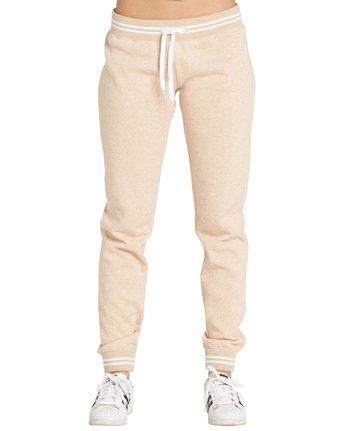 3 Groove Slim Fit Sweatpants Pink J311QEGR Element