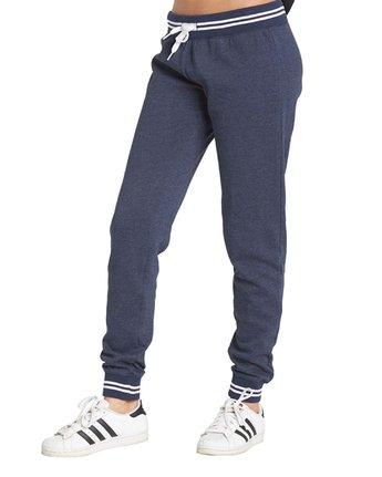 5 Groove Slim Fit Sweatpants Purple J311QEGR Element