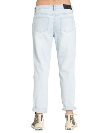 4 Listen Up Jeans Grey J324QELI Element