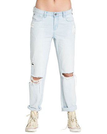 3 Listen Up Jeans Grey J324QELI Element