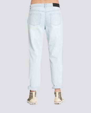 1 Listen Up Jeans Grey J324QELI Element