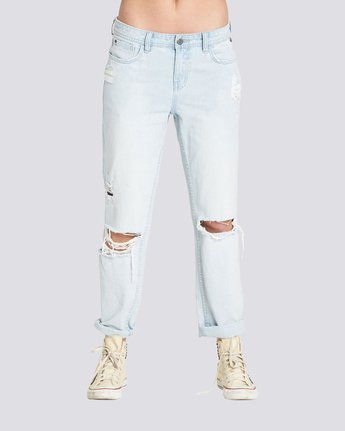 0 Listen Up Jeans Grey J324QELI Element