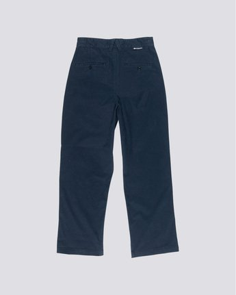 1 Olsen Women Trousers Blue J347VEOP Element