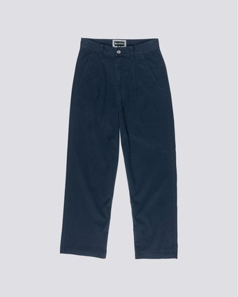 0 Olsen Women Trousers Blue J347VEOP Element