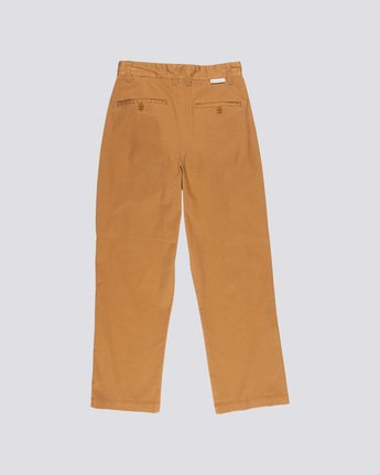 1 Olsen Women Trousers Brown J347VEOP Element