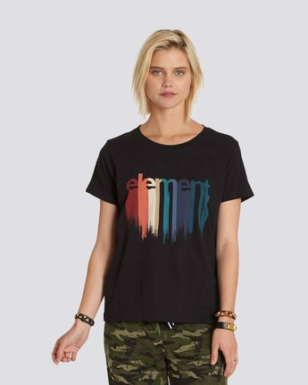 0 Drip Boyfriend Crew T-Shirt  J447NEDR Element