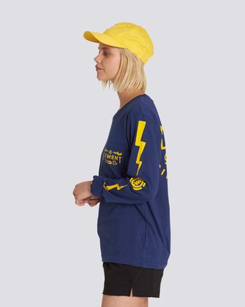 2 Zap Long Sleeve Crew  J463NEZA Element