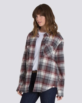 1 Shawn Flannel Beige J502MSHA Element