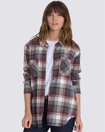 0 Shawn Flannel Beige J502MSHA Element