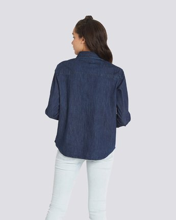 2 The Dawn Chambray Top  J525QETD Element